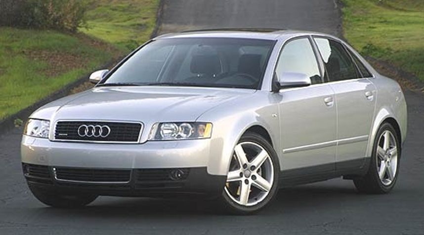 Main photo of Amk Toto's 2002 Audi A4