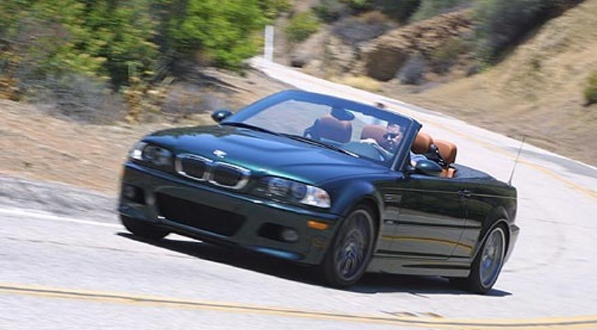 Main photo of BatteryTender Unnecessary's 2002 BMW M3