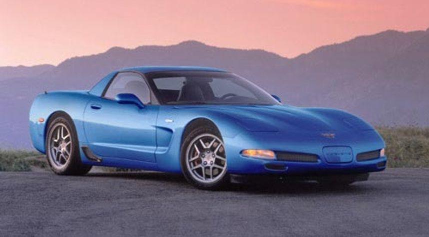 Main photo of Chris Sargent's 2002 Chevrolet Corvette