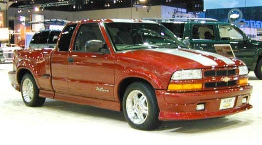 Main photo of Fernando Henriquez's 2002 Chevrolet S-10