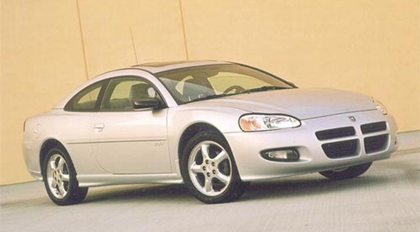 Main photo of Dalton Miller's 2002 Dodge Stratus