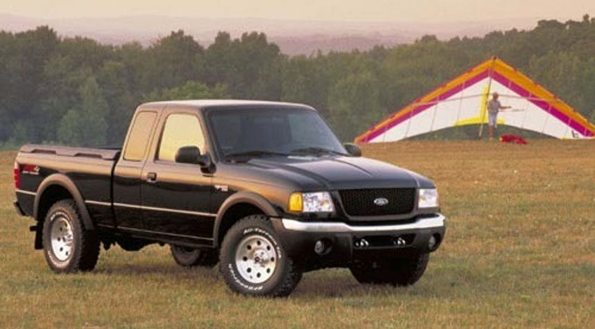 Main photo of Chase Vos's 2002 Ford Ranger