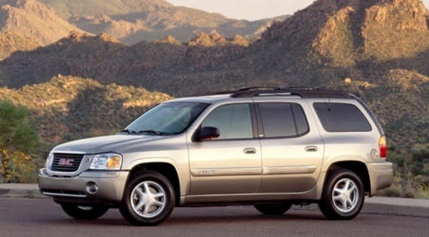 Main photo of Patrice  Young 's 2002 GMC Envoy