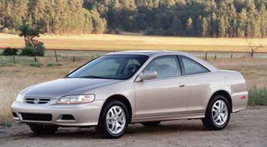 Main photo of Jhon Perez's 2002 Honda Accord