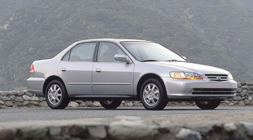 Main photo of Jacob Erickson's 2002 Honda Accord