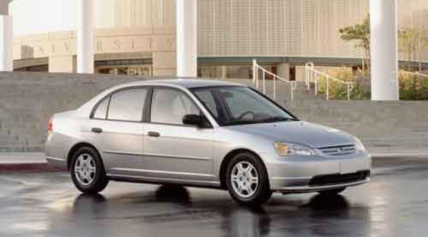Main photo of Isaac Bacon Goodwin's 2002 Honda Civic