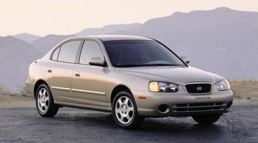 Main photo of Jeff Harris's 2002 Hyundai Elantra