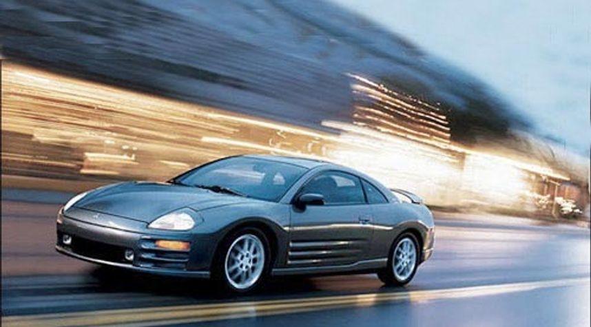 Main photo of Dominique Butts's 2002 Mitsubishi Eclipse