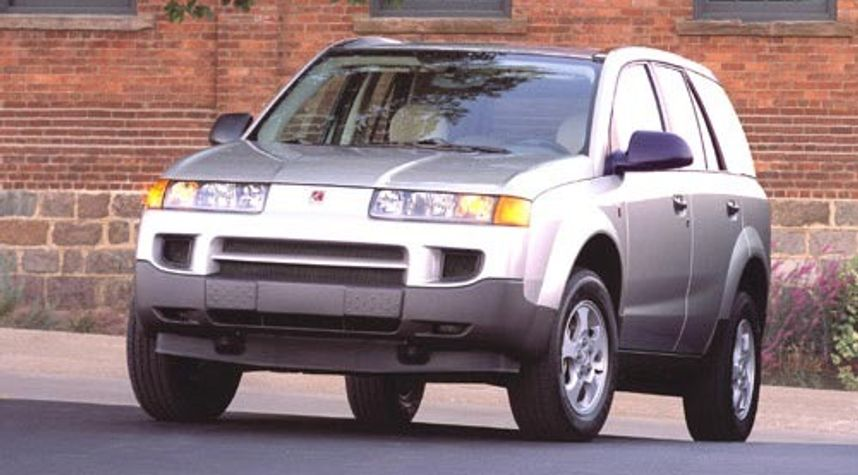 Main photo of Ryan Johnson's 2002 Saturn VUE