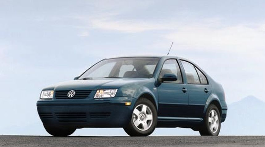 Main photo of B.A. Strickland's 2002 Volkswagen Jetta