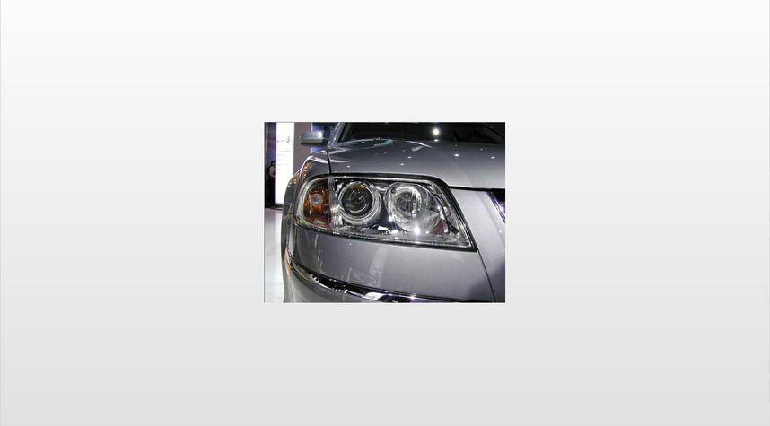 Main photo of Sammy Lai's 2002 Volkswagen Passat