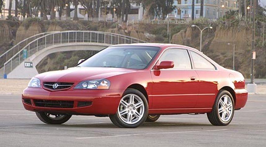 Main photo of Juan Jimenez's 2003 Acura CL