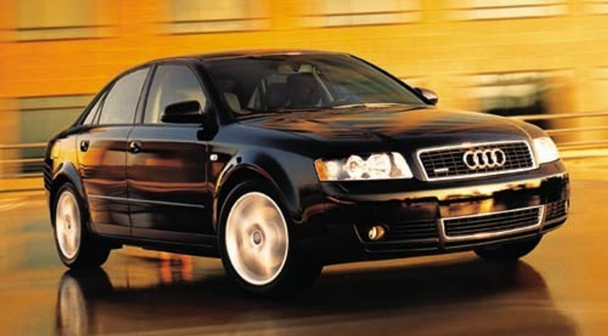 Main photo of Brett Coo's 2003 Audi A4