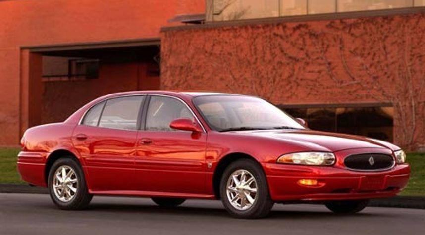 Main photo of John Potter's 2003 Buick LeSabre