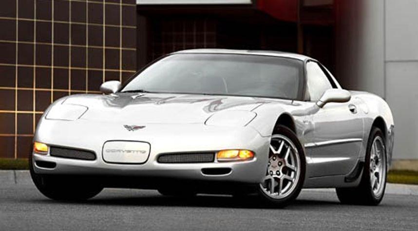 Main photo of Nicholas Kupferle's 2003 Chevrolet Corvette
