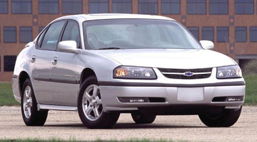 Main photo of Kyle Rich's 2003 Chevrolet Impala