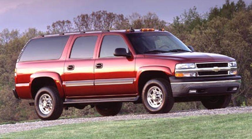 Main photo of Kyle Rich's 2003 Chevrolet Suburban