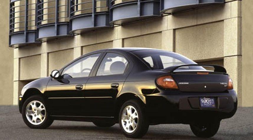 Main photo of Jayson Jahy's 2003 Dodge Neon