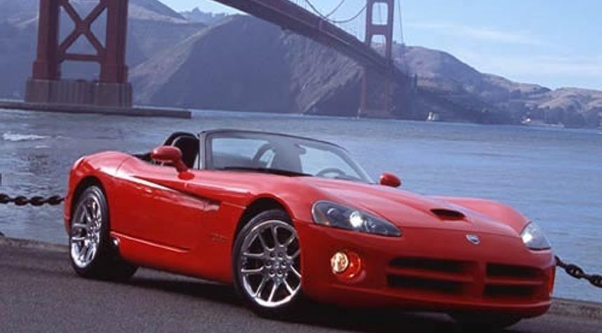 Main photo of JP Morand's 2003 Dodge Viper