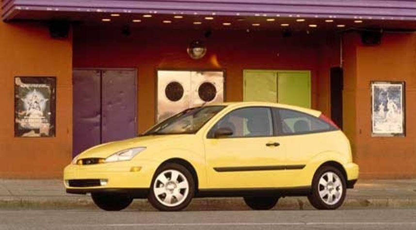 Main photo of David Guss's 2003 Ford Focus