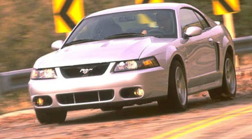 Main photo of Daniel Farley's 2003 Ford Mustang