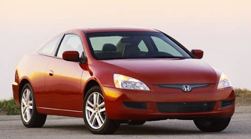 Main photo of Tayson Long Feather's 2003 Honda Accord