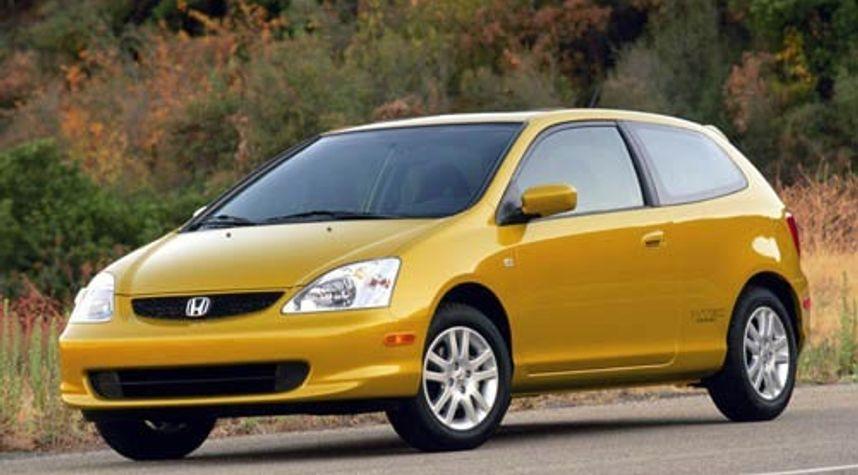 Main photo of Isaac Chung's 2003 Honda Civic