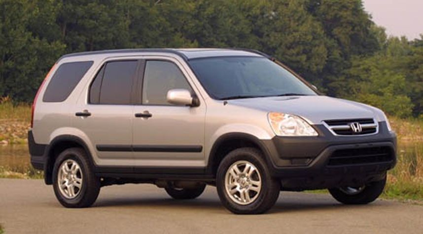 Main photo of William Nguyen's 2003 Honda CR-V
