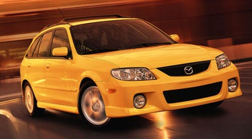 Main photo of Philip L's 2003 Mazda Protege5