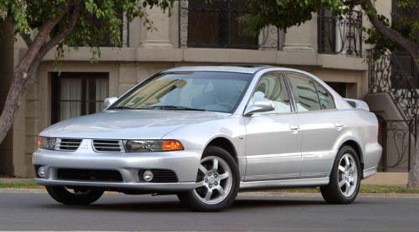 Main photo of Morgan McCoy's 2003 Mitsubishi Galant