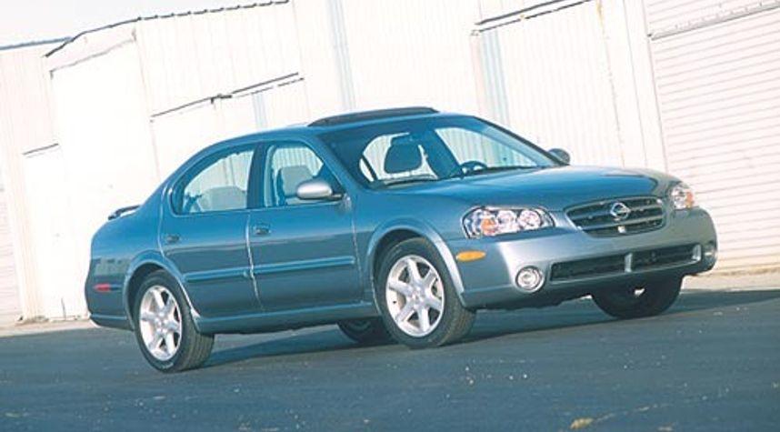 Main photo of Chris D'Agostino's 2003 Nissan Maxima