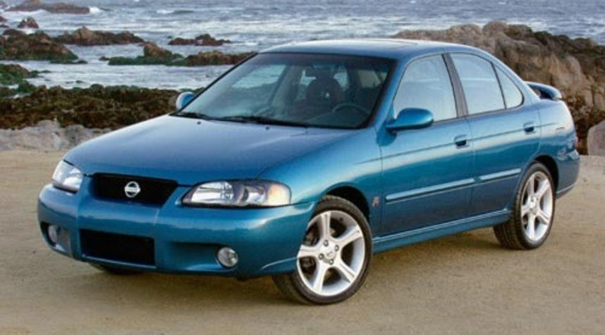 Main photo of Mark Gregory's 2003 Nissan Sentra