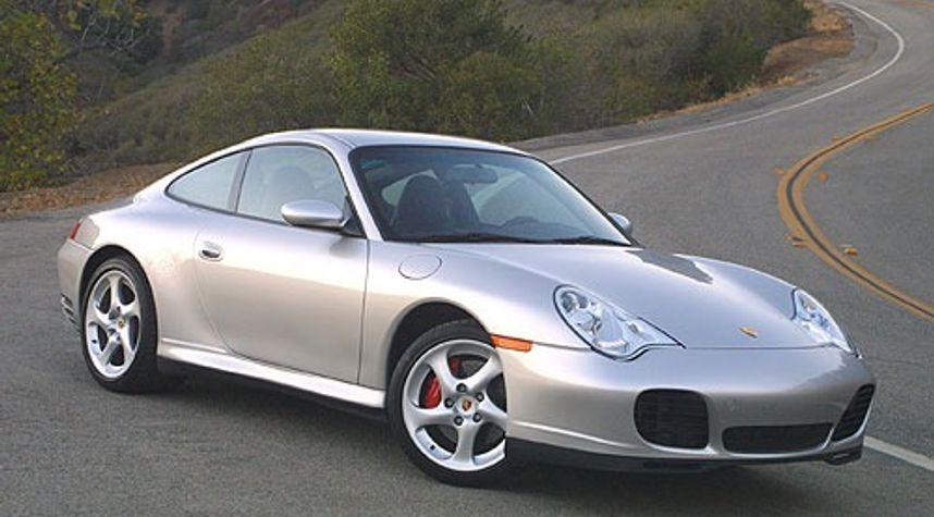 Main photo of Sammy Lai's 2003 Porsche 911