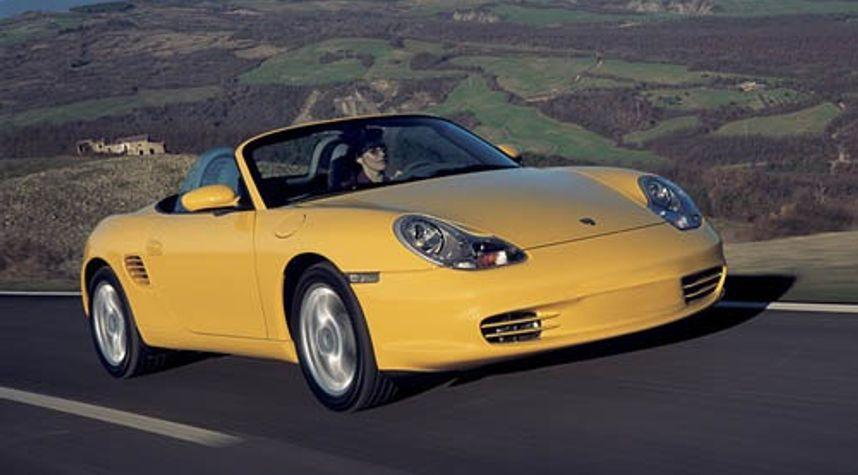 Main photo of Carig Julien's 2003 Porsche Boxster