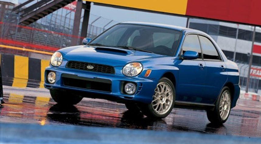 Main photo of Trent Hoffmeister's 2003 Subaru Impreza