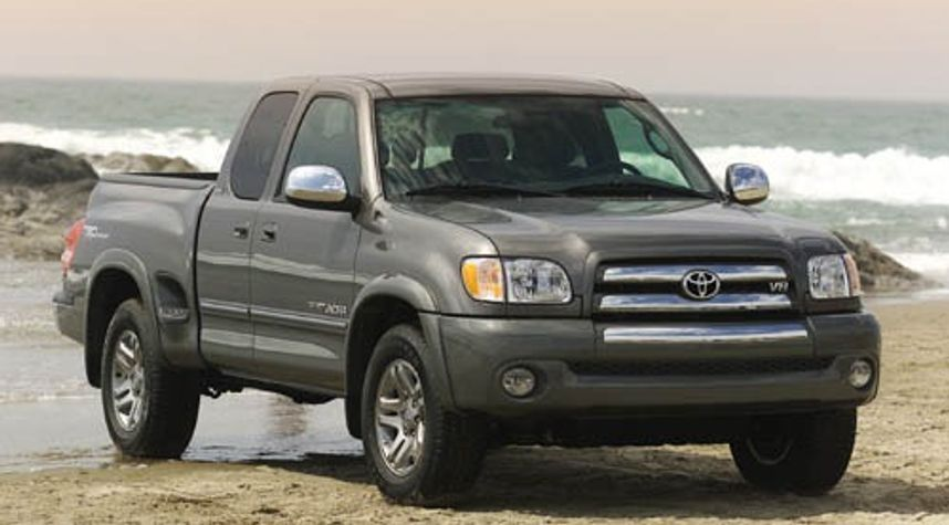 Main photo of Dawson Gray's 2003 Toyota Tundra