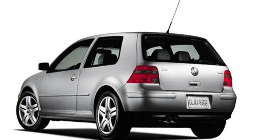 Main photo of William Parfitt's 2003 Volkswagen GTI