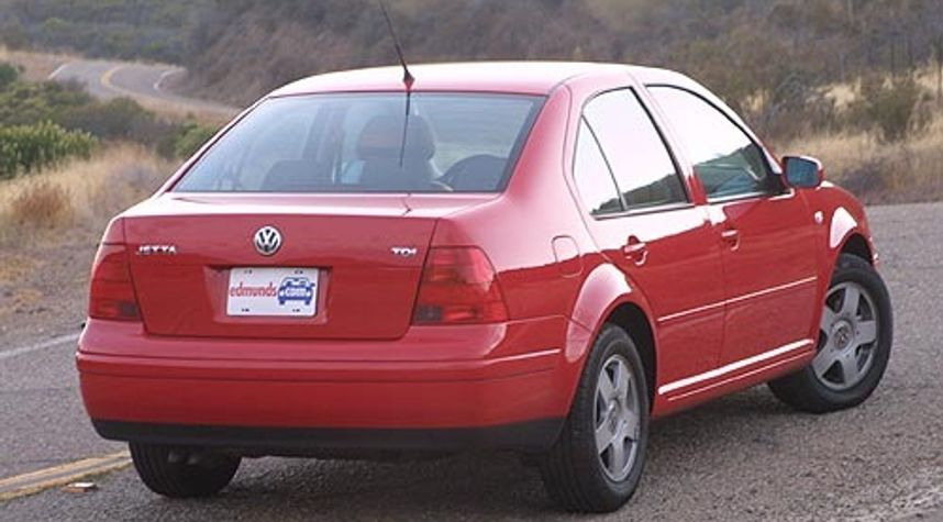 Main photo of Morley Wheele's 2003 Volkswagen Jetta