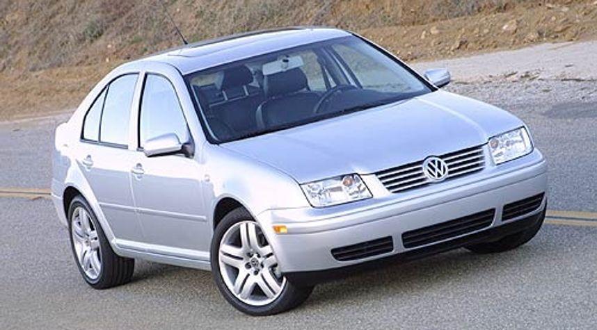Main photo of Joel DePas's 2003 Volkswagen Jetta