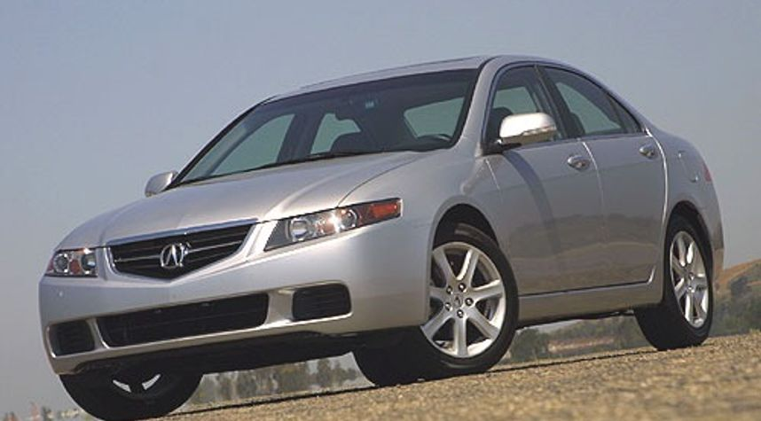 Main photo of Mitch McComber's 2004 Acura TSX