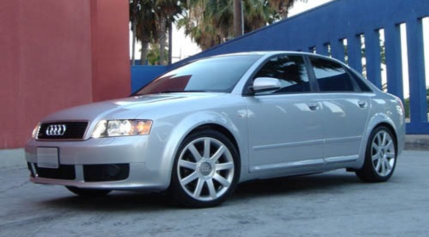 Main photo of Calder Kilroy's 2004 Audi A4