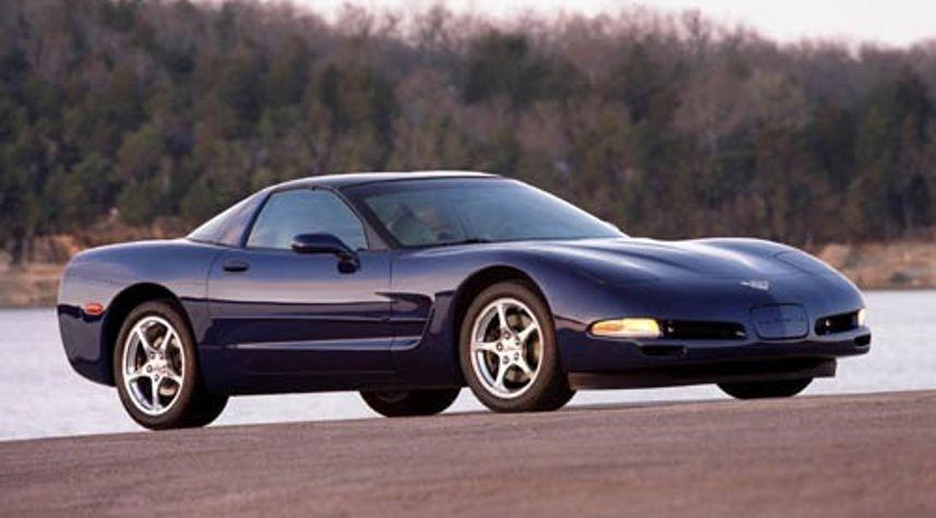 Main photo of Bill Hamby's 2004 Chevrolet Corvette