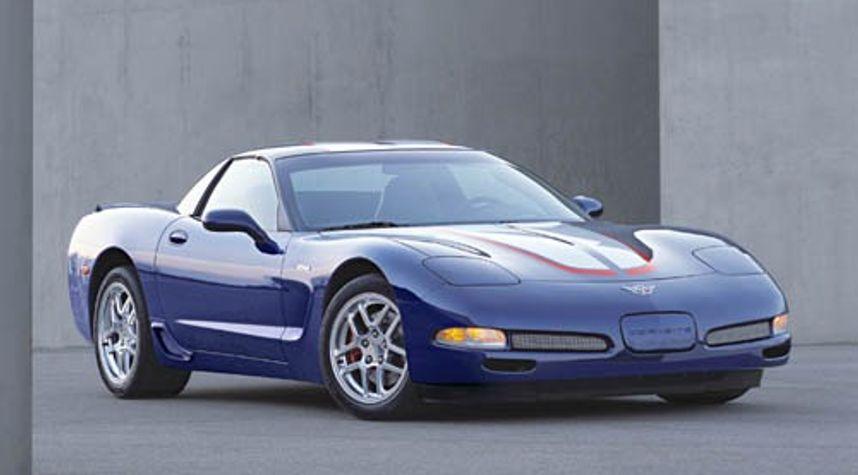 Main photo of Ryan Patrick's 2004 Chevrolet Corvette