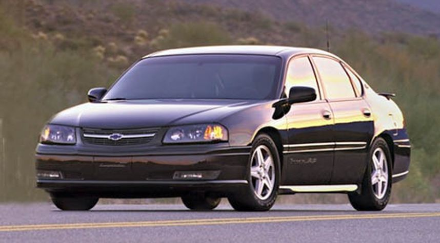 Main photo of Preston Anderson's 2004 Chevrolet Impala