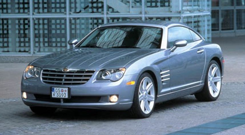 Main photo of Tanner Smith's 2004 Chrysler Crossfire