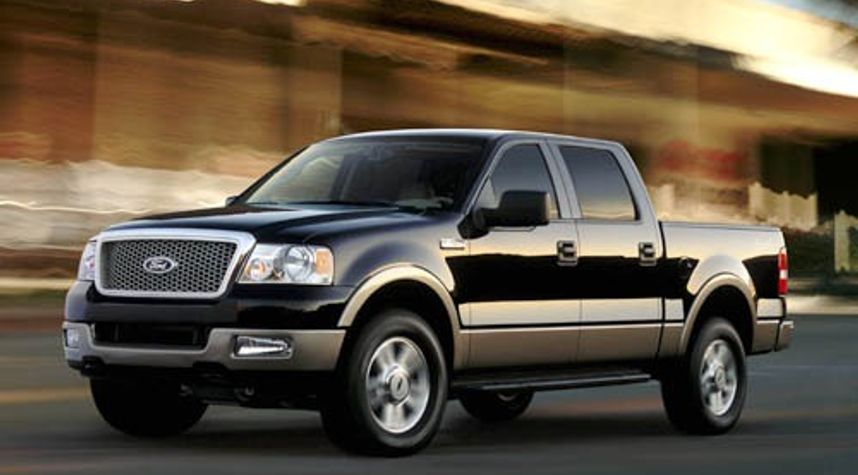 Main photo of James Wofford's 2004 Ford F-150
