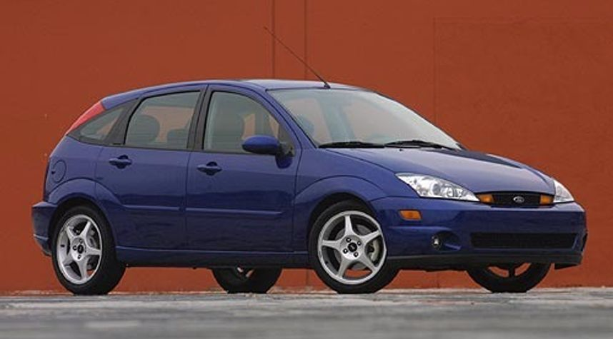 Main photo of Scooter Scott's 2004 Ford Focus