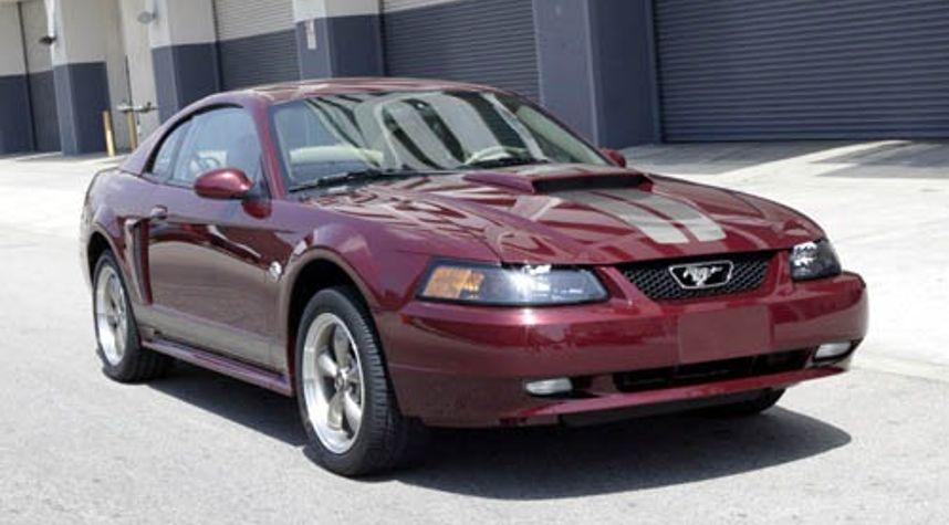 Main photo of Blayke McPherson's 2004 Ford Mustang