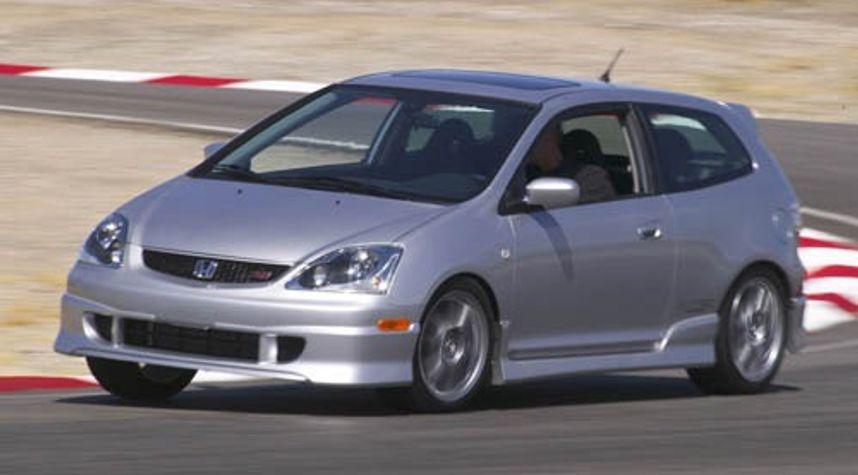 Main photo of Anthony Côté's 2004 Honda Civic