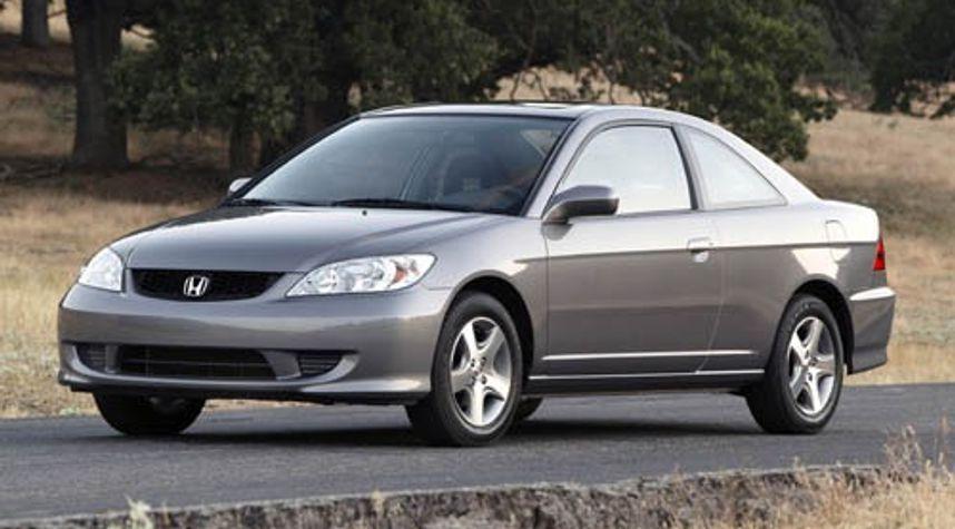 Main photo of Chad Long's 2004 Honda Civic